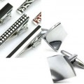 Mens Cufflinks and Tie Clips