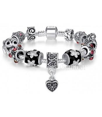 Tibetan Silver Charm Bracelets