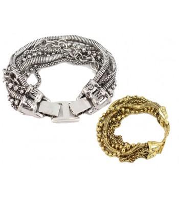 Bohemian Vintage Layer Bracelet