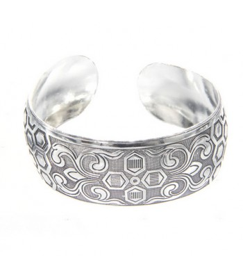 Tribal Bracelet : Womens Steel