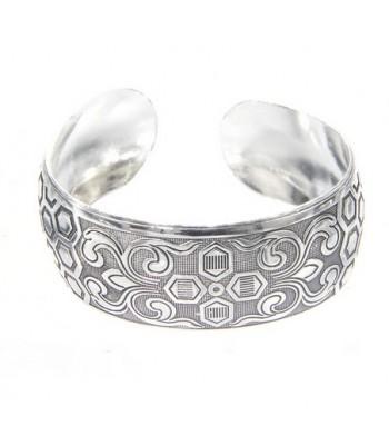 Tribal Bracelet : Womens Steel