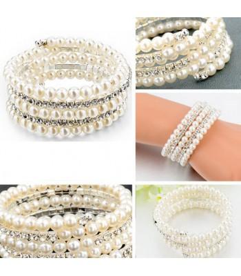 Pearl Bracelet for Ladies