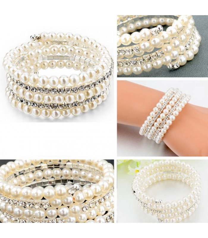 Pearl Bracelet for Ladies