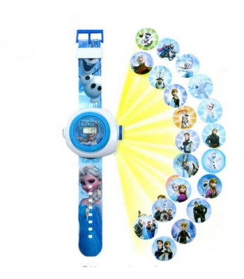 Frozen Projector Watch for Girls