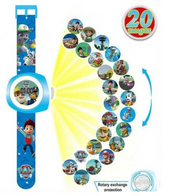 Paw Patrol Projector Watch for Boys