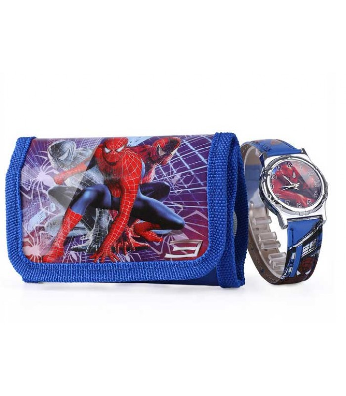 Spiderman Watch for Boys