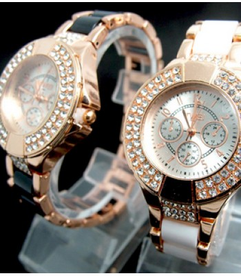 Crystalize - Bling Watch
