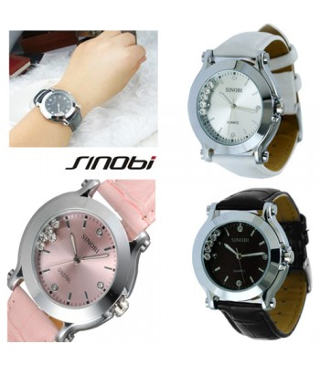 5 Crystal Ladies Watches