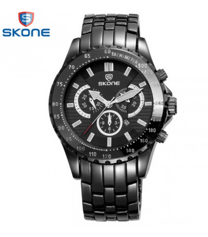 Cheap Waterproof Watch for Men : Skone Watch