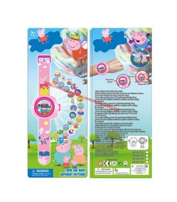 Peppa Pig Projector Watch